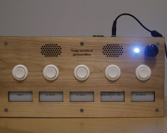 Soundboard – Google