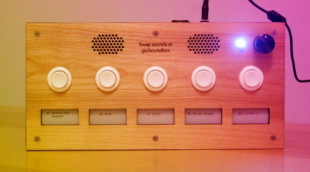 Soundboard – Google – Brooklyn Research