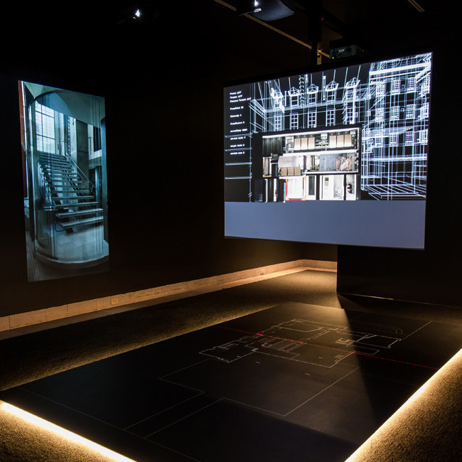 Pierre Chareau Exhibit – The Jewish Museum