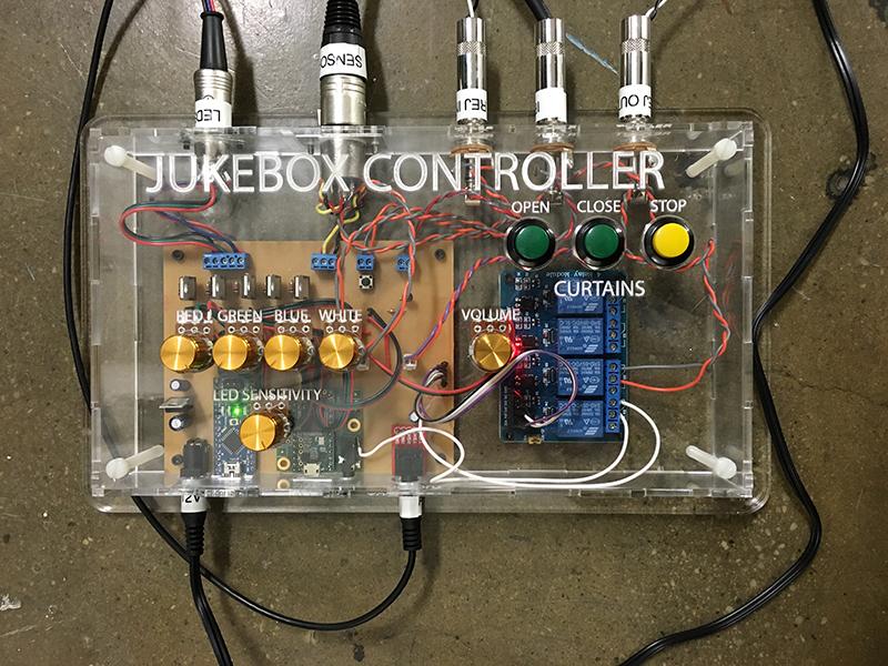 JukeboxControllerHookedUp