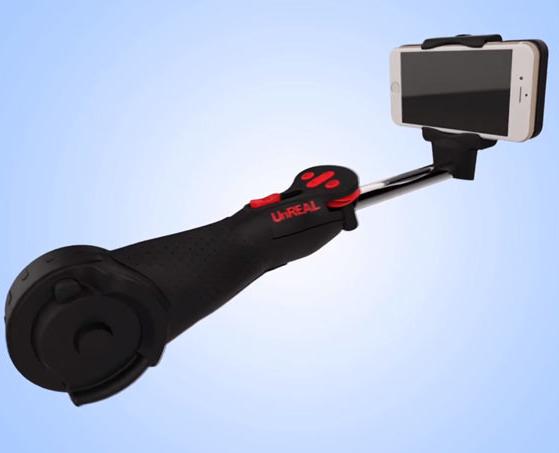 Automated Selfie Stick – UnREAL
