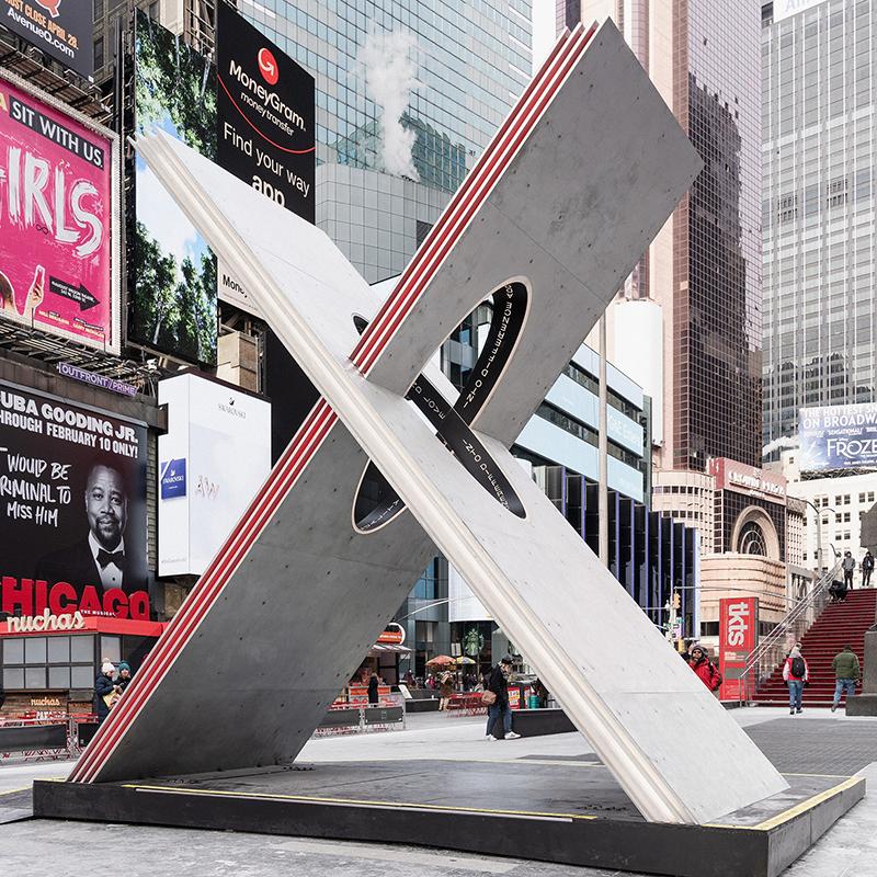 X – Times Square